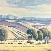 Sold   Pierneef, J.H   Bosberaad