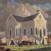 Sold | Pierneef, J.H | Gereformeerde Kerk, Pretoria