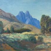 Sold   Pierneef, J.H   Jonkershoek, Stellenbosch