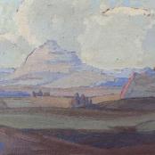 Sold   Pierneef, JH   Landscape near Clarens