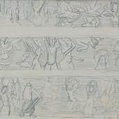 Sold | Preller, Alexis | Nude figure studies