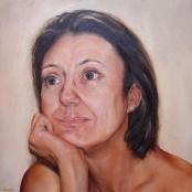Sold | Raubenheimer, San-Mare | Lady Portrait