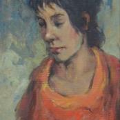 Sold | Rose-Innes, Alexander | Woman
