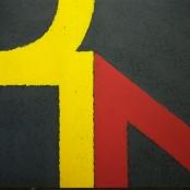 Van der Merwe, Strijdom | Road markings VIII