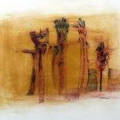 Sold   Skotnes, Cecil   Ethnic figures