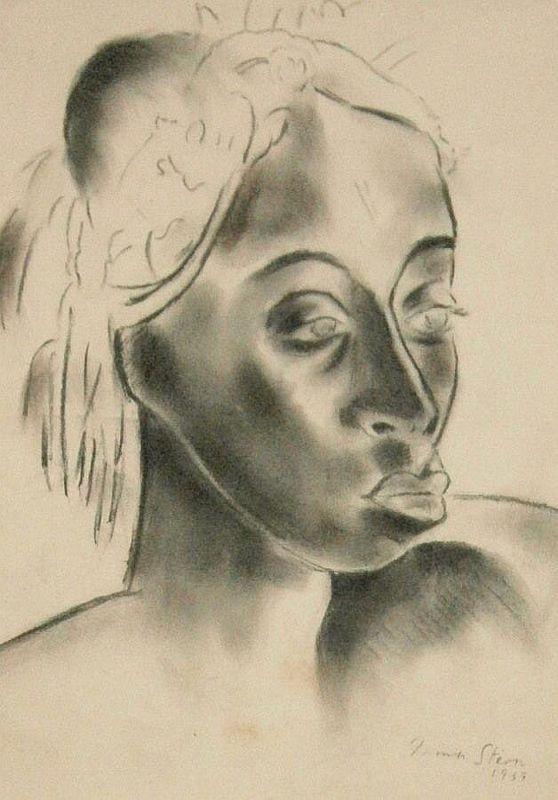 Irma Stern Influences Sold | Stern Irma | Portrait
