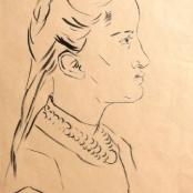 Sold   Stern, Irma   Portrait of a Woman
