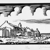 Botha, David   Haasvlakte, dated 1975, edition 34 of 100