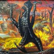 Sold | Tretchikoff, Vladimer | Burning Forest