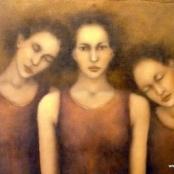 Sold | Van den Berg, Shany | Three Ladies