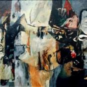 Sold | Van der Merwe, Eben | Abstract still Life