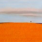 Sold | Van Der Westhuizen, Pieter | Orange Landscape