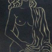 Sold |Van Essch, Maurice | Nude Study