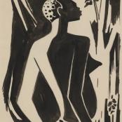 Sold | Van Essche, Maurice | Nubian Queen