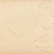 Sold | Van Essche, Maurice | Female nude