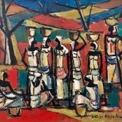 Sold | Van Essche, Maurice  | Figures