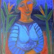 Sold | Vermeiren, Jan | Portrait of a lady