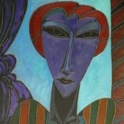 Sold |Vermeiren, Jan | Portrait of a Lady