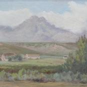 Volschenk, J.E.A | Landscape