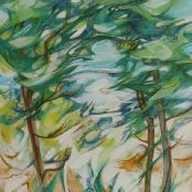 Sold   Vorster, Anna   Windy landscape