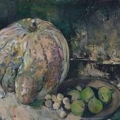 Sold | Welz, Jean | Still Life pumpkin